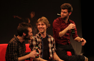 Compagnie théâtre bordeaux - Le dernier strapontin